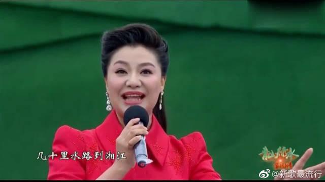 真正的天籁之音!王丽达一曲《浏阳河》,简直让人心醉,经典无人超越