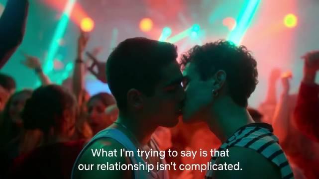 Netflix官方发布《名校风暴》安德和奥马尔的Love