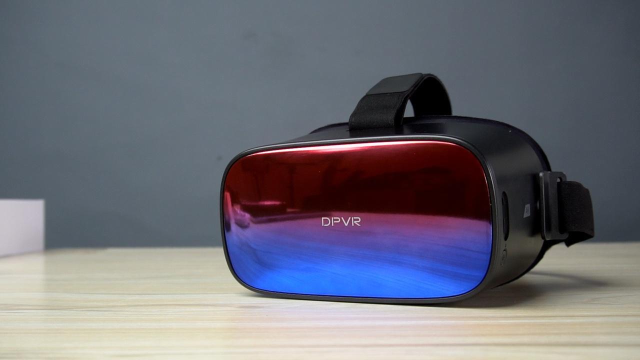 大朋DPVR P1 Pro 4K一体机评测:宅家玩游戏的不错选择