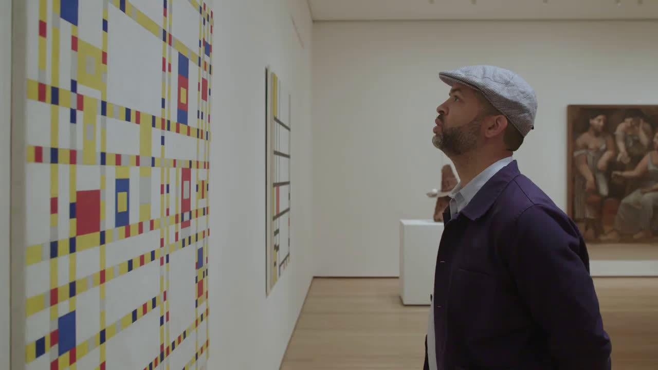 在@纽约现代艺术博物馆MoMA 与BBC联手推出视频栏目 中
