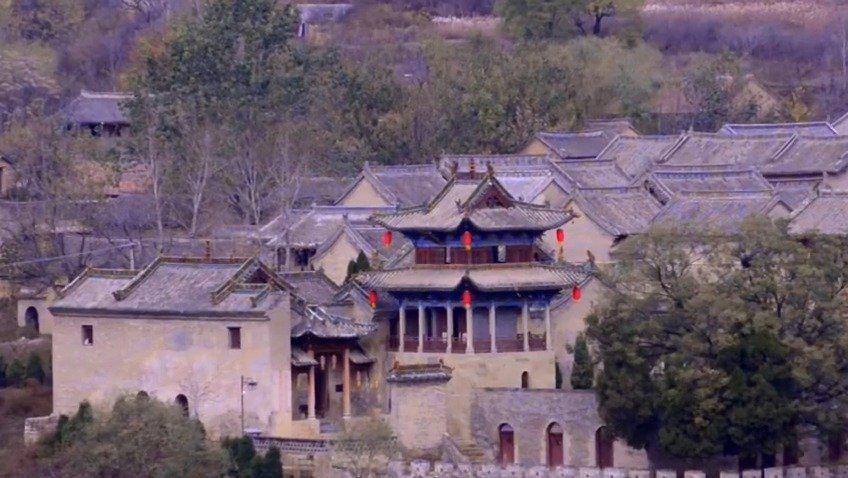 山西省晋城市太行古堡旅游宣传片!Via.中国国家旅游杂志