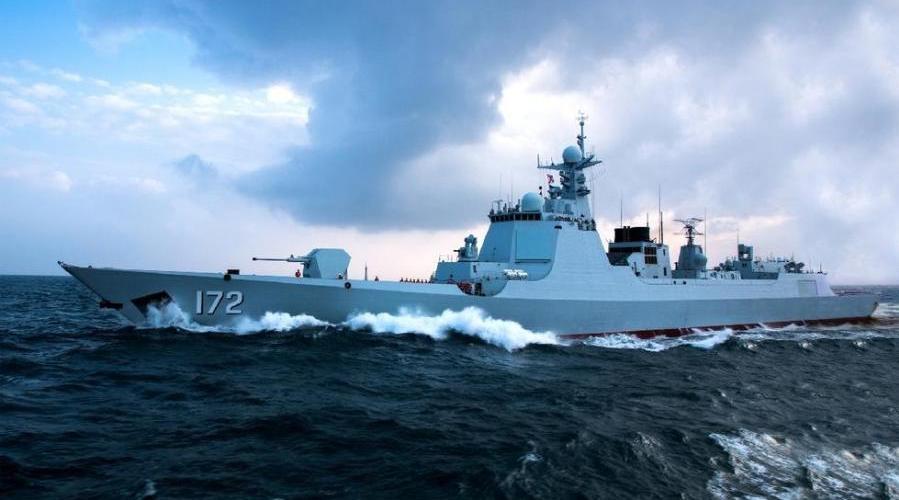 一艘055战力等于几艘052D,后者战力依然强悍