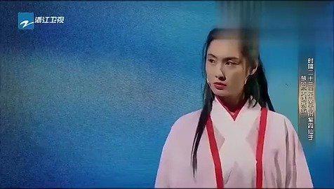 朱茵现场落泪,《大话西游》经典重现,感动全场!