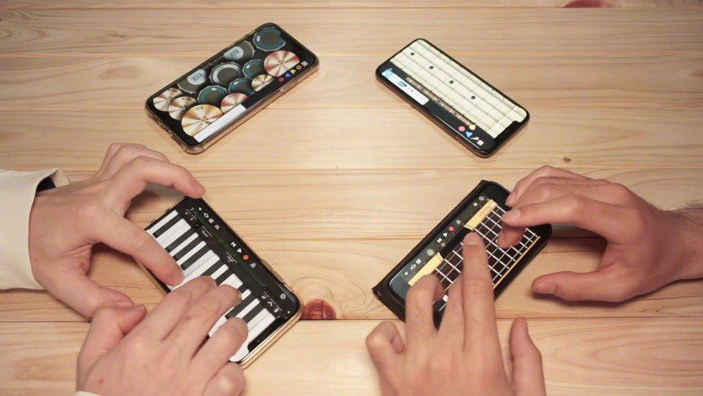 用 Phone 8、iPhone X、iPhone Xs 和 iPhone 11Pro Max