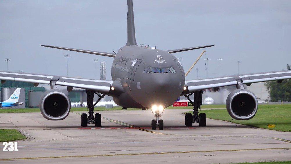 美国空军希望在两年内实现部分空中加油商业化