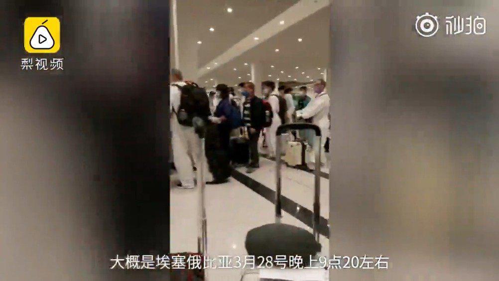 中国驻埃塞俄比亚使馆回应留学生滞留:已特批航班
