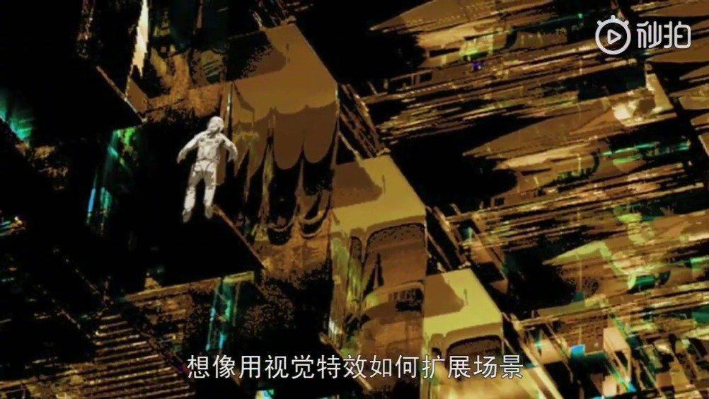 诺兰的《星际穿越》幕后花絮,讲述影片结局那段相当惊艳的五维空间是
