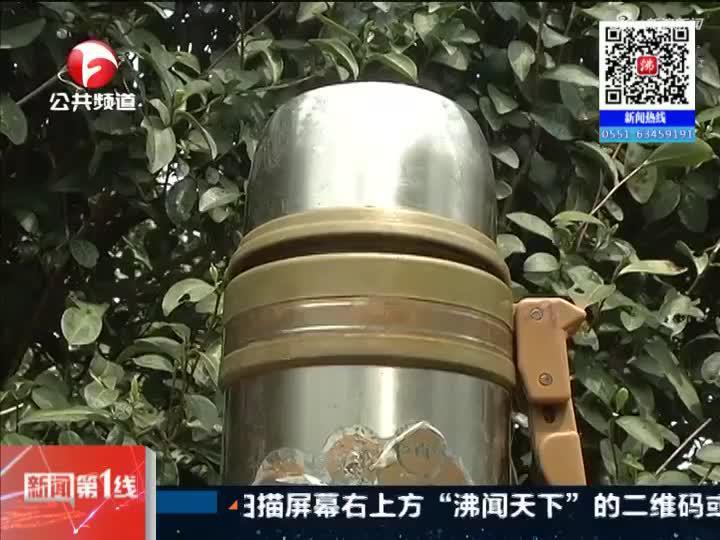 《新闻第一线》岳西:人勤春更早  农家忙采茶