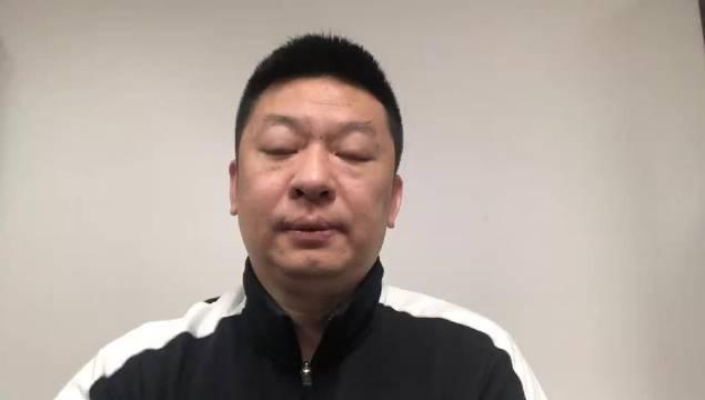 视频-南北对抗南方教练余少腾:林峰老师更胜一筹