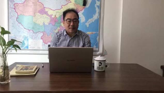 视频-北方教练王青伟:林峰老师获胜鼓舞信心