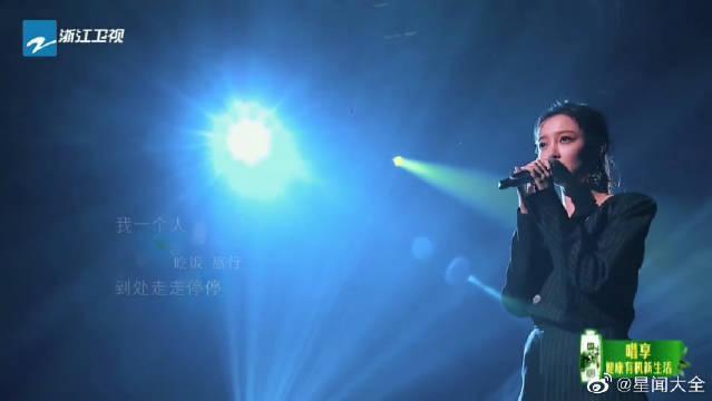 汪小敏胡海泉合唱《叶子》,画面感太棒了!高音的爆发力震撼全场!