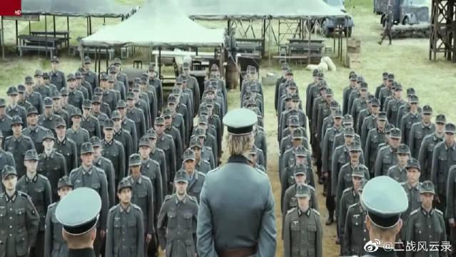 诺曼底登陆纪录片,这场战役美德双方损失惨重!