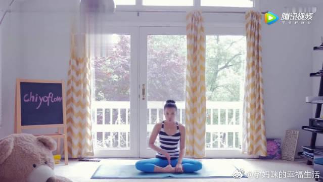 产后恢复瑜伽分享,缓解便秘排除毒素,消除腰腹脂肪!