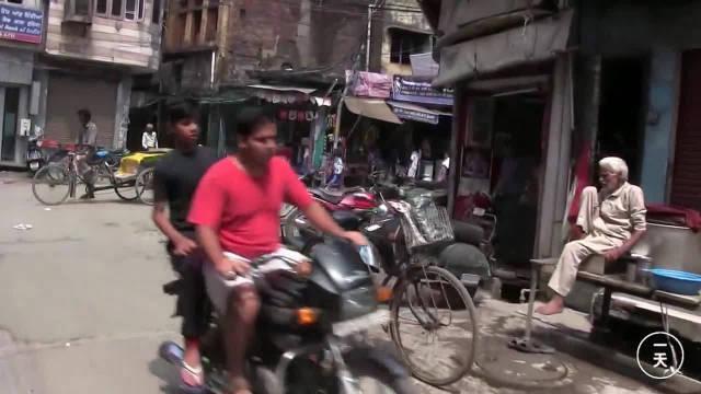 真实拍摄印度城市的居民小区,看看生活环境怎么样?不吹不黑