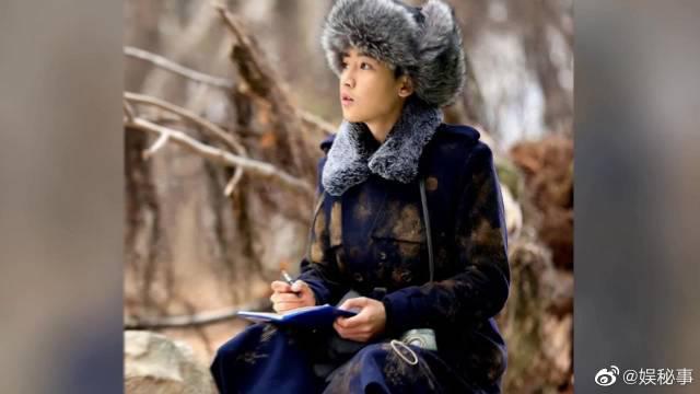 2018年9月28日讯,电视剧《天坑鹰猎》剧照。蒋依依