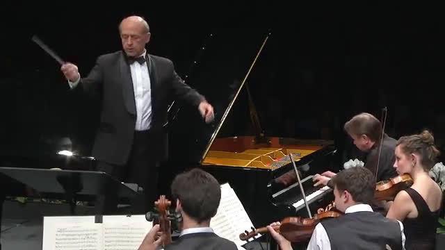 米哈伊尔·普列特涅夫演奏海顿11钢琴协奏曲