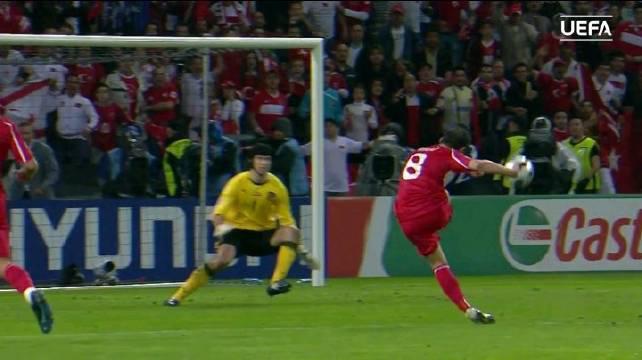 欧洲杯历史上五大经典逆转