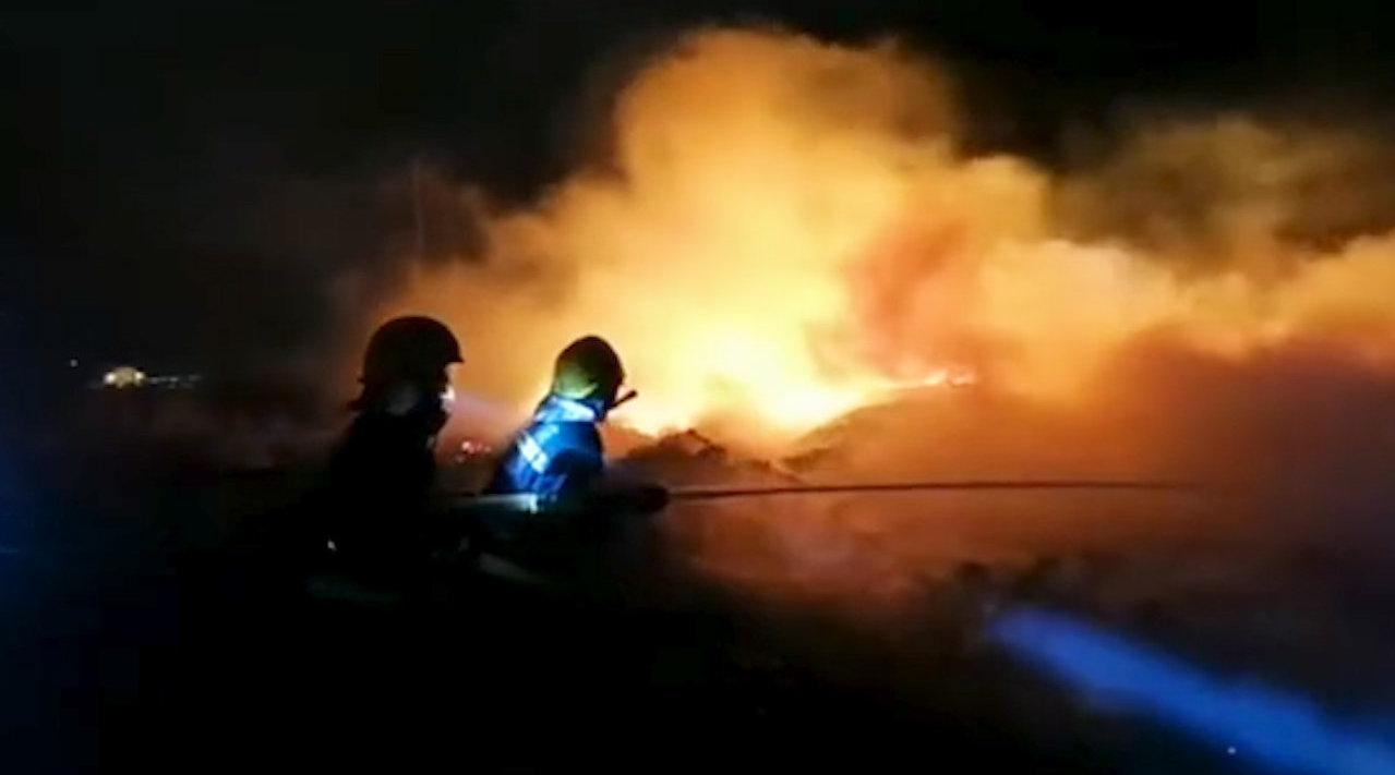 西昌大火致19名消防牺牲悲剧再次在凉山重演