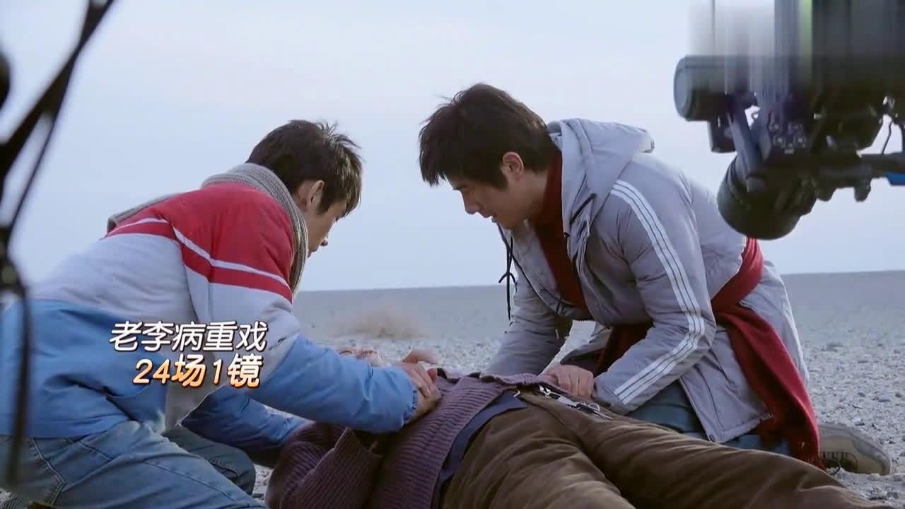 刘昊然演戏有灵性,陈凯歌田壮壮称赞:这孩子有前途