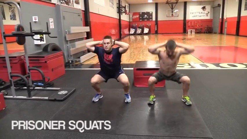 6种强化腿部肌肉的训练