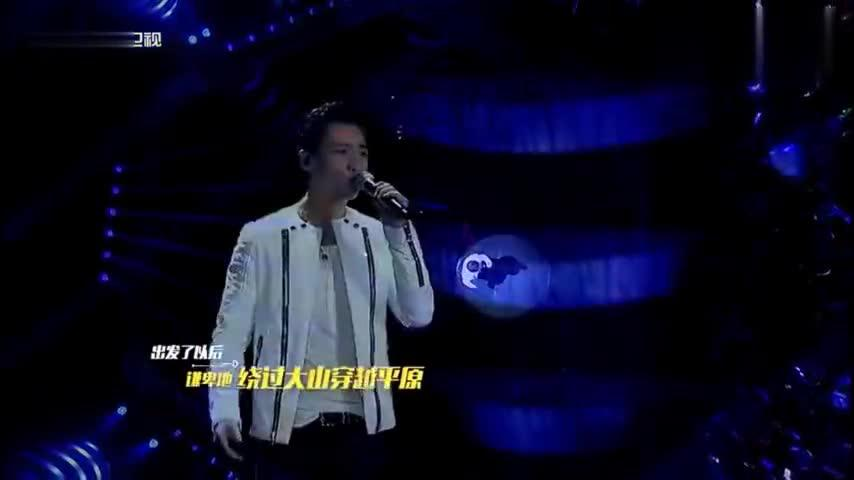 围炉音乐:魏晨开唱《是我》,台下粉丝一片尖叫,太棒了!