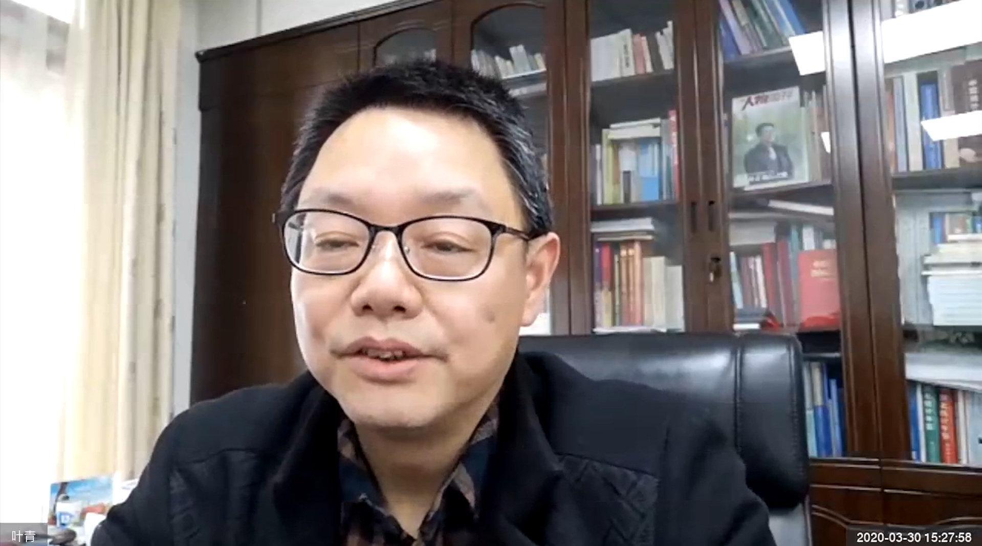 湖北省统计局副局长叶青:健康领域投资机会将越来越多