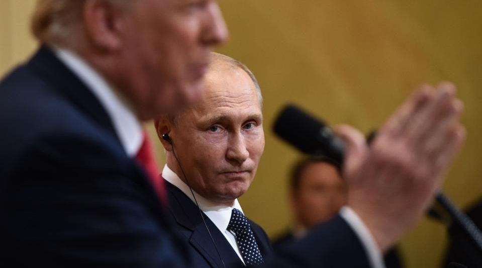 特朗普与普京通话,同意就石油价格进行部长级磋商