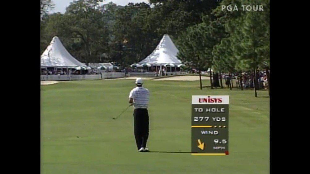 经典赛事回顾:1999年伍兹赢巡回锦标赛集锦