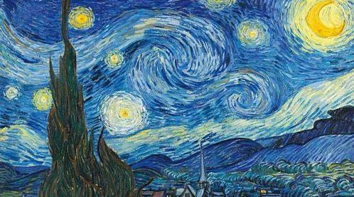 纪录片《梵高:天赋之笔》,在近距离展示梵高画作