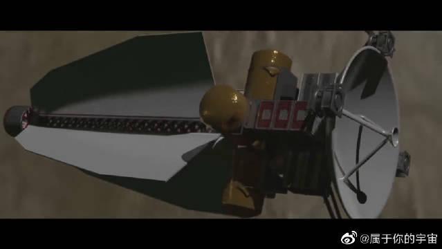看!这就是SPEAR探针一种用于太空探索的超轻型核电推进探针器