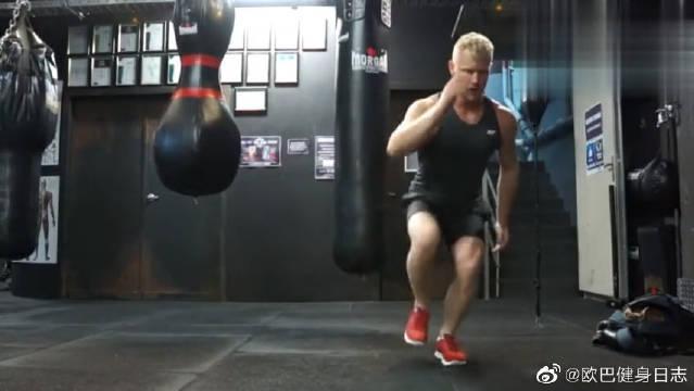 超棒力量训练,适合男生减脂增肌,简易和高难交错进行,高效!