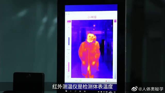红外测温热像仪到底准不准?能不能用于人体测温?