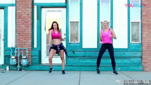 运动让你更自律,健身操练起来
