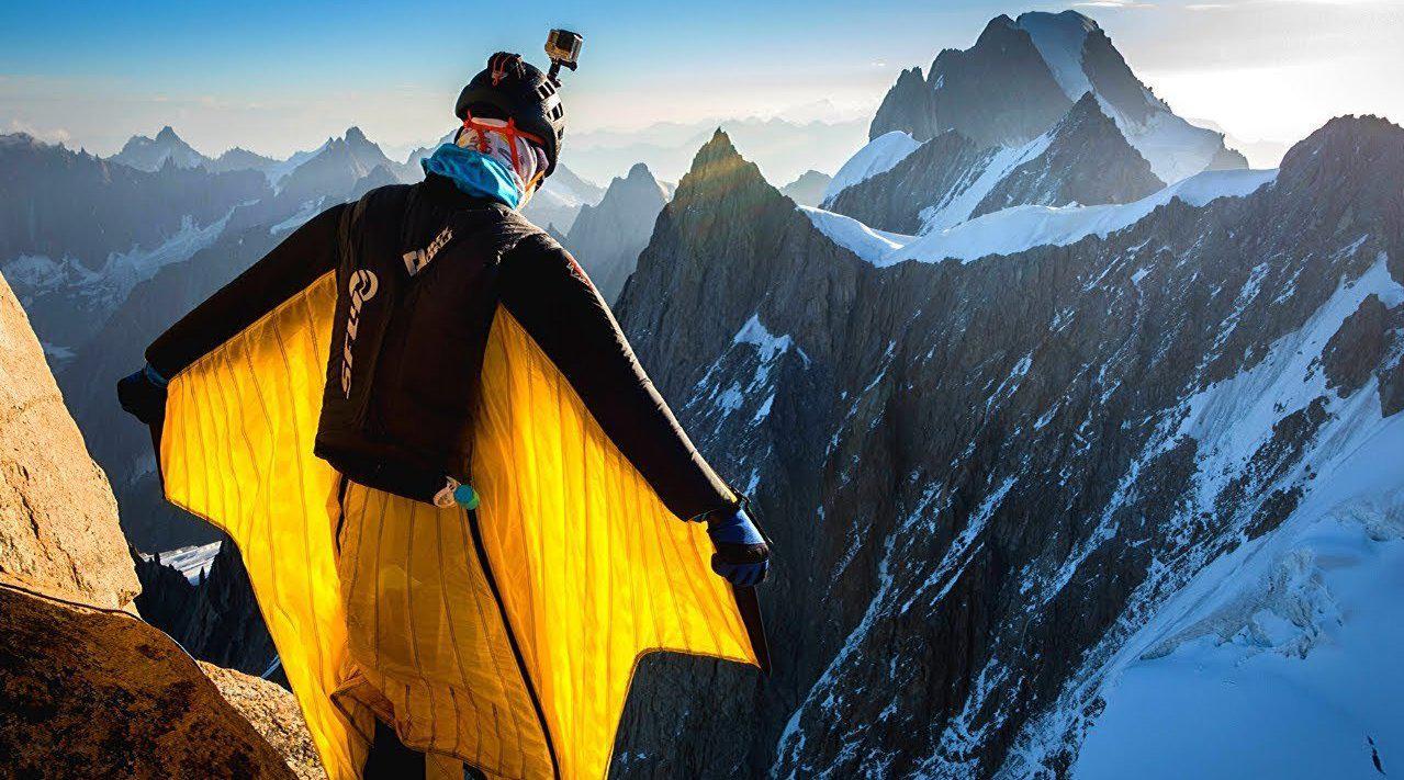 屋顶跑酷、悬崖跳水、翼装飞行,每一项都是拿生命做赌注的运动
