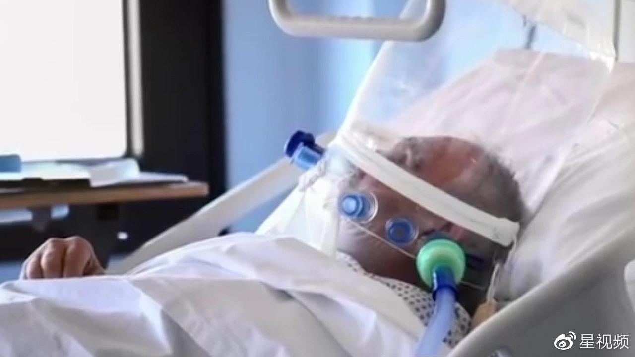 北爱尔兰被感染牧师ICU里警告网友:看看我的样子