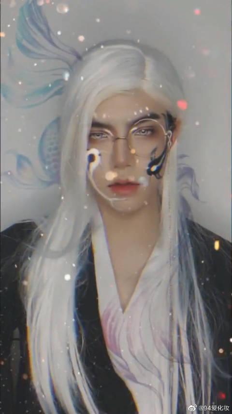 """十二星座男友之双鱼座妆容,必须有""""鱼""""?太棒了吧"""