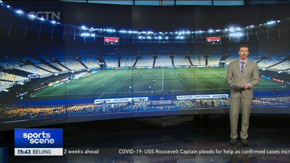 里约奥运会开闭幕式场馆将建方舱医院