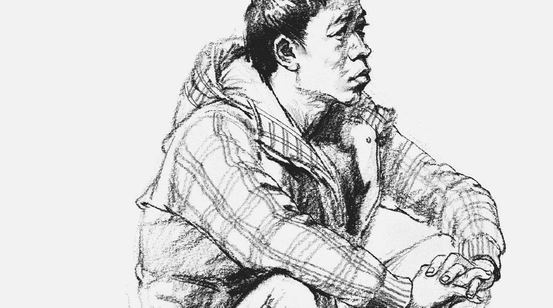 """刘斌老师速写相册速写,""""写""""的就是人物百态,生活百态"""