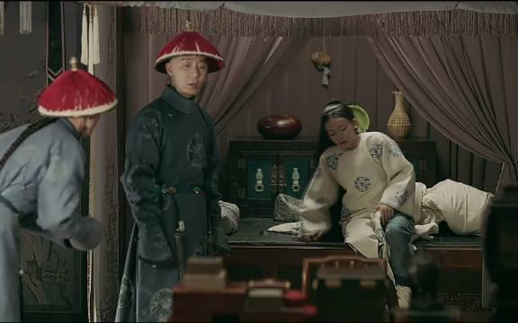 《延禧攻略》袁春望黑化,刻薄对待在囚禁中的璎珞