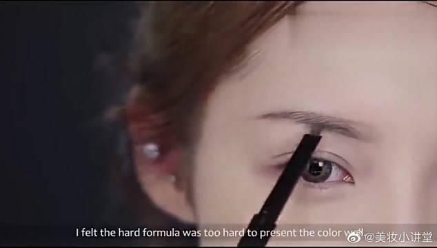 """化妆最高的境界就有妆似无妆,这才是真正的伪素颜,一个字""""美"""""""