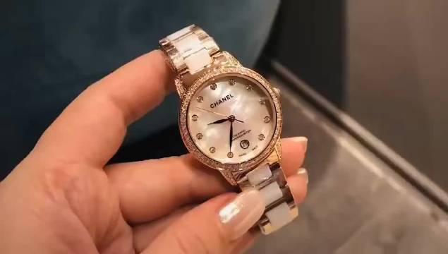 手表推荐之香奈儿,女士首选!