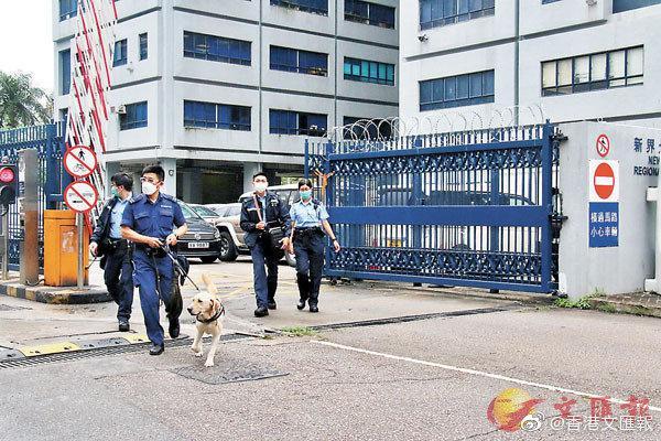 3中学生掟弹夜袭警署被擒