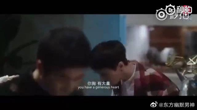 张艺兴出道拍的第一部电影《从天而降》