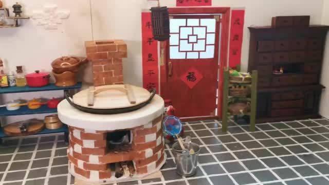 迷你厨房,东北名菜锅包肉,家里做只需要5毛成本,一大盘不够吃