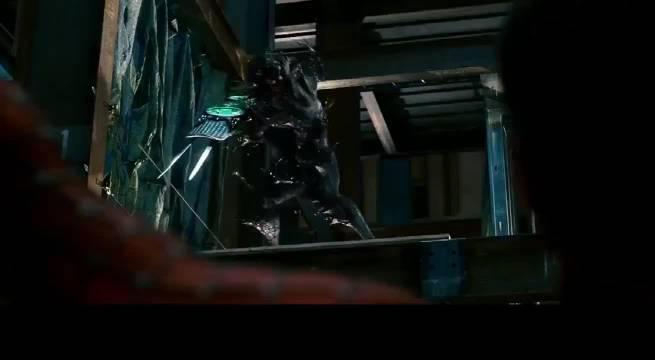 三个版本的蜘蛛侠,这个版本的是我最喜欢的