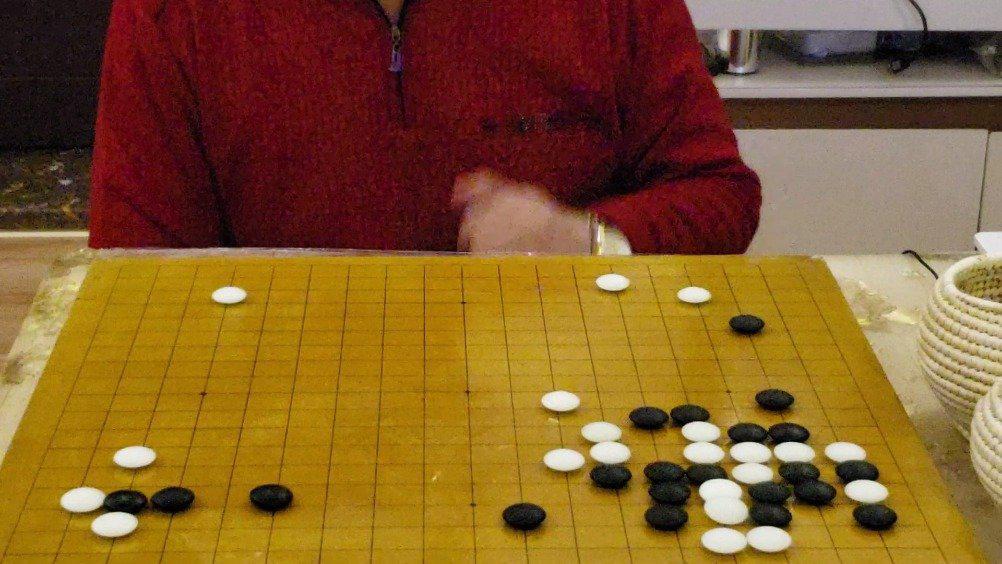 围棋文化常识系列之 柯洁大战master(二)