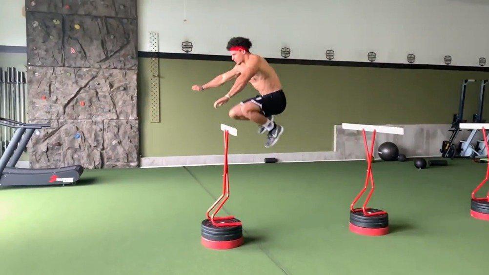 干货!RunFaster&JumpHigher!速度与爆发力训练技巧教学!