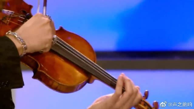 小提琴大师现场演奏音乐会,这魔性的演奏,真是绝了!