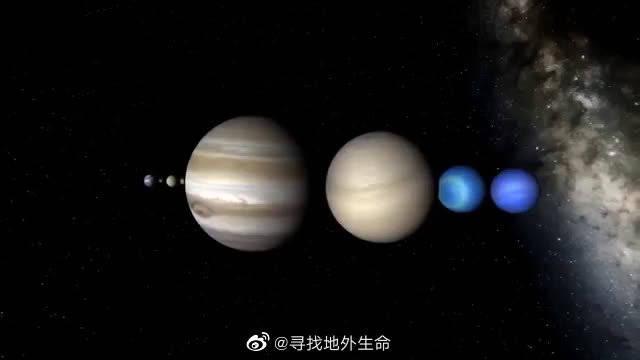 天体大撞击!如果所有行星都撞向木星会如何?