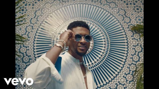 格莱美获奖R&B天王Usher本次携手英国R&B小天后Ella